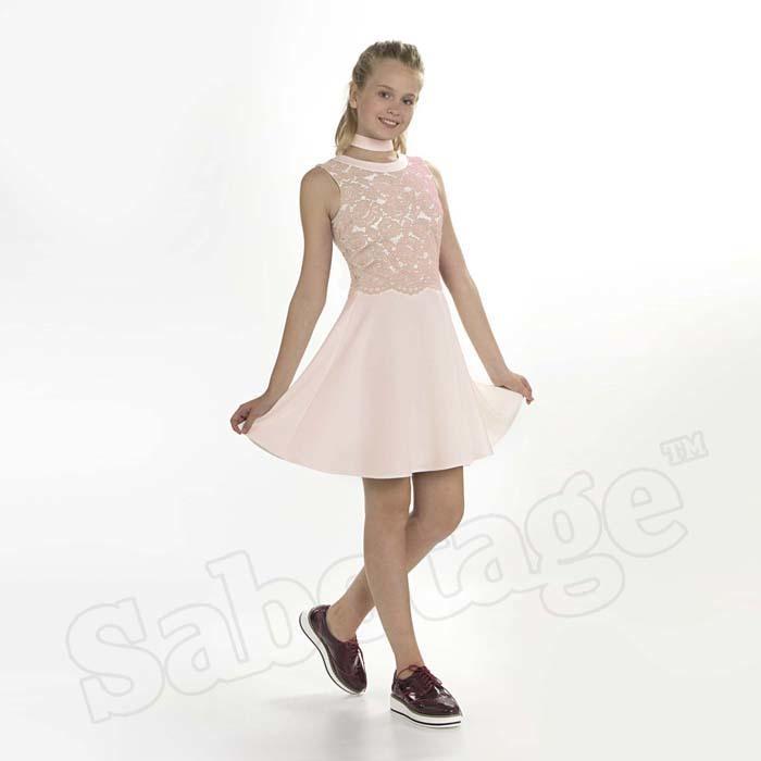 Платье для девочки DSSB058-13
