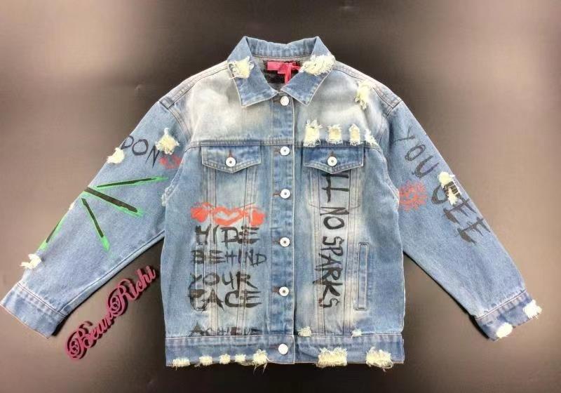 Куртка для девочки DSBH782869
