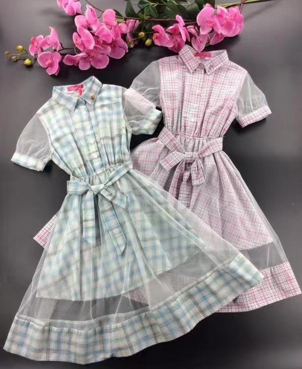 Платье для девочки DSBH783001