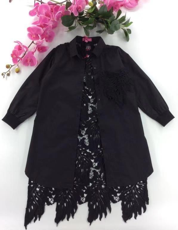 Рубашка для девочки DSBH783046