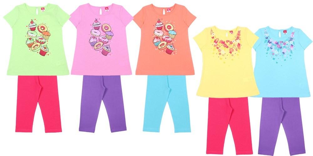 Комплект для девочки ALLCH9746