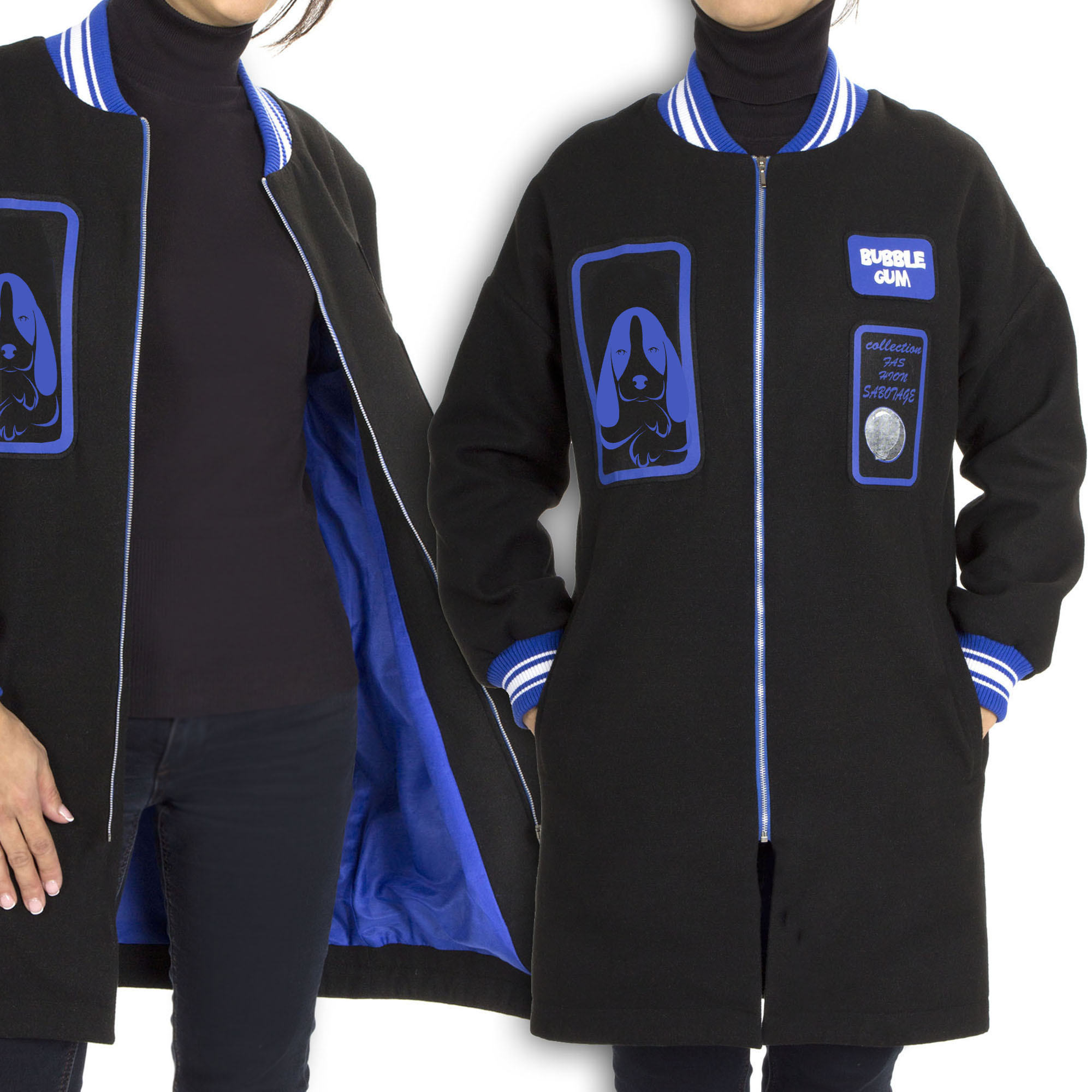 Пальто для девочки BHSB015-01