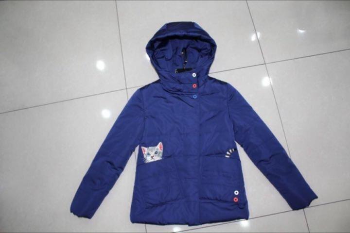 Куртка для девочки BHAN1851