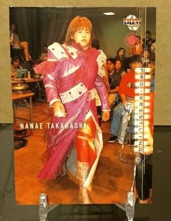 Nanae Takahashi 2002 BBM Base Card