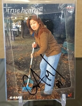 GAMI 2004 BBM Joshi True Heart Autograph /79