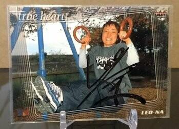 Leo-na 2004 BBM Joshi True Heart Autograph /80