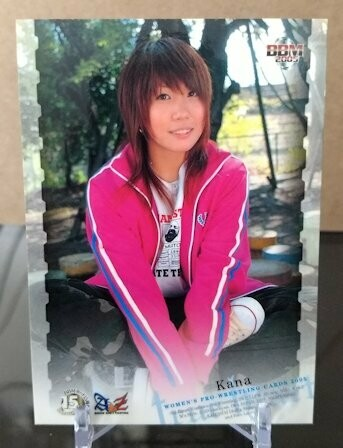 Kana 2005 BBM Joshi True Heart Base Card
