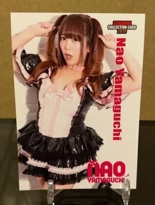 Nao Yamaguchi Stardom Collection Card 2019