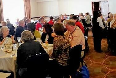 Saturday - Annual Business Luncheon