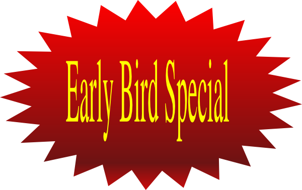 Early Bird Two-Day Registration - OGS Members