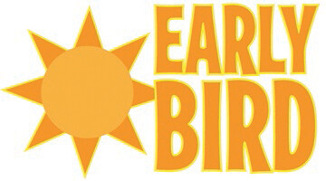 Early Bird - Two Days Registration - Non-Members