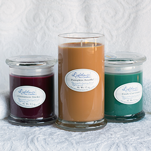17 oz Soy Candle Status Container