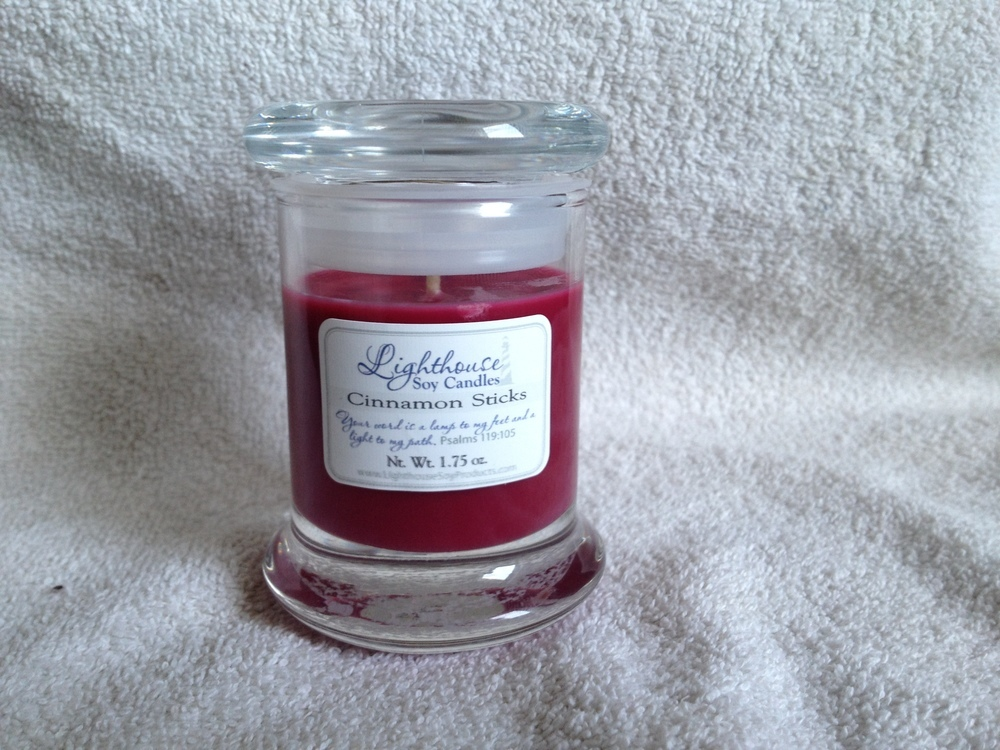 1.75 oz Soy Candle Status Container