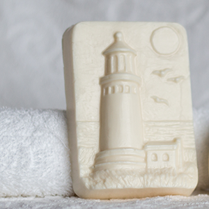 5 oz Lighthouse Soy Bar Soap
