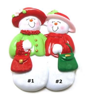 Snowlady Friends