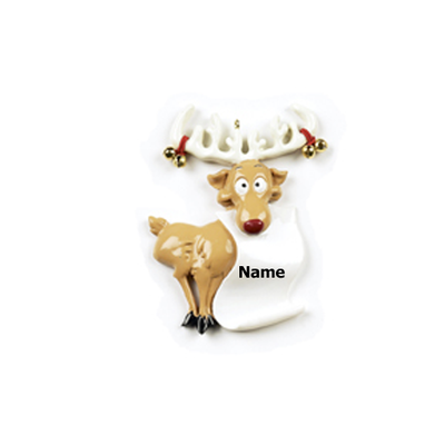 Reindeer with List