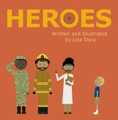 Heroes (Preorder by Jan. 28th)