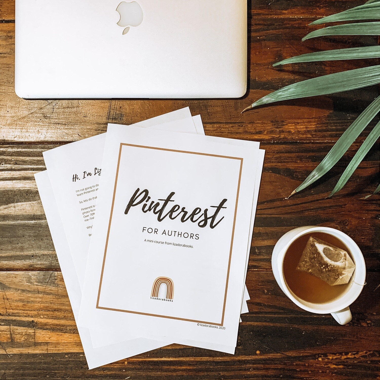 Pinterest Mini-Course for Authors