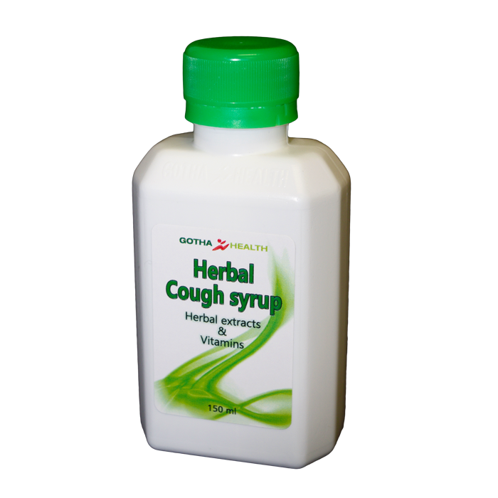 Gotha Cough Syrup 0000016