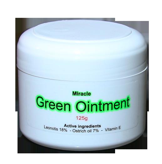 Gotha Miracle Green