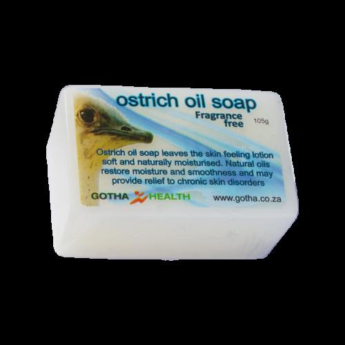 Ostrich Oil Soap