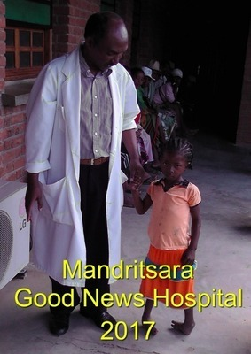 2017 Mandritsara calendar
