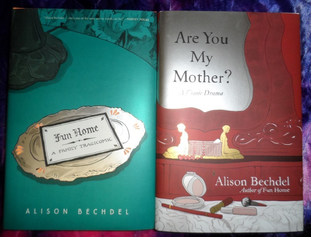 Fun Home & Are You My Mother? by Alison Bechdel