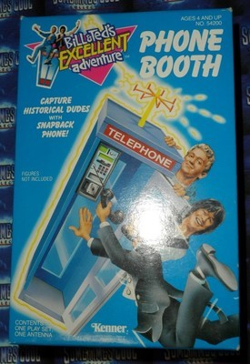 Bill & Ted's Excellent Adventure Phone Booth