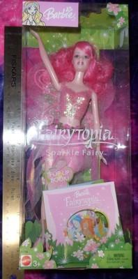 Barbie Fairytopia Pink Sparkle Doll