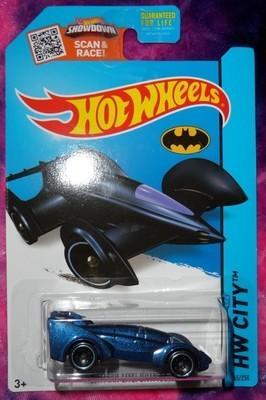 Hot Wheels Batmobile