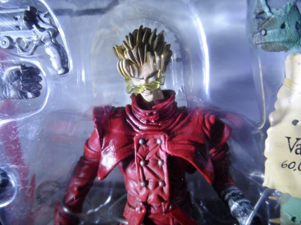 Trigun : Vash the Stampede Ultra Action Figure
