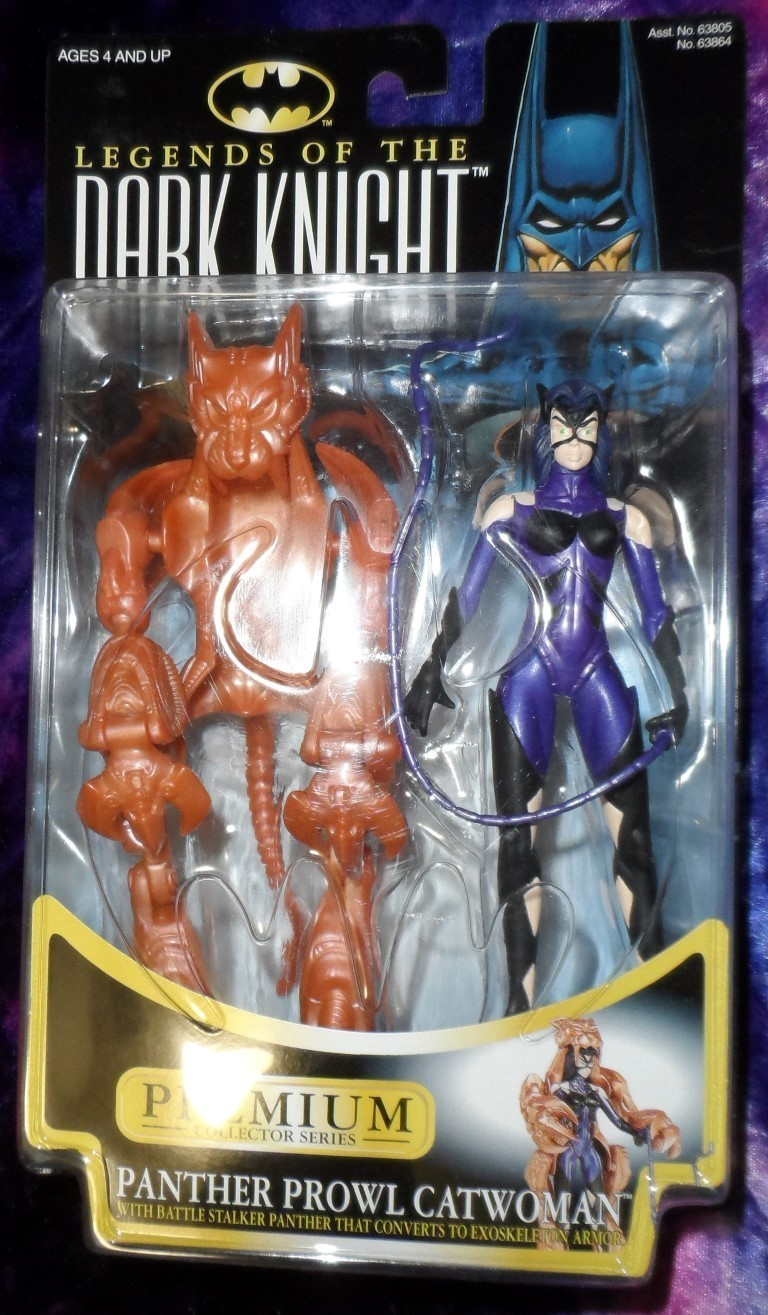 Legends of the Dark Knight Panther Prowl Catwoman
