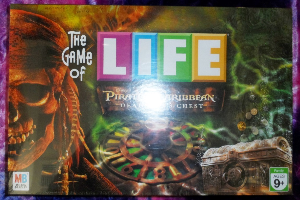 The Game of LIFE - Pirates of the Caribbean Edition