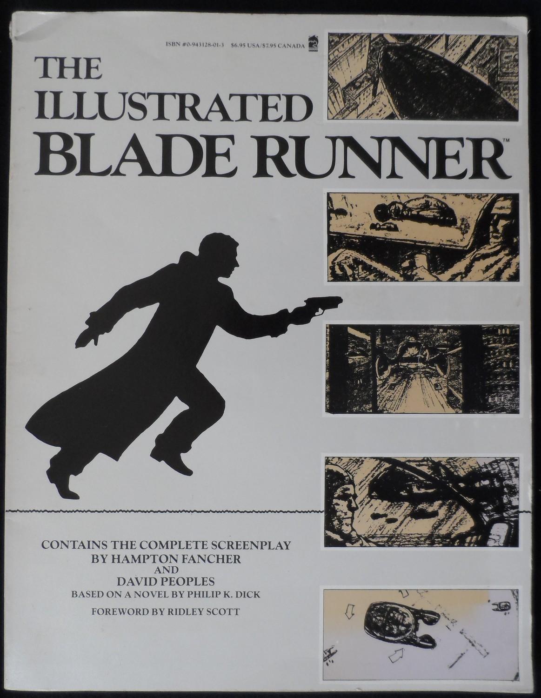 The Illustrated Blade Runner Paperback