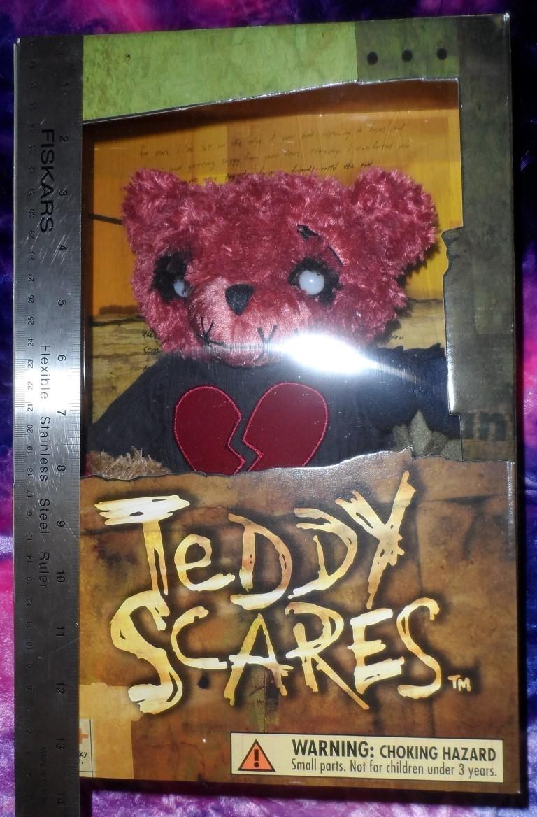 Teddy Scares - Edwin Morose