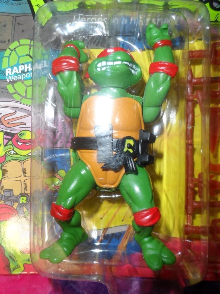 Teenage Mutant Ninja Turtles : Raphael Action Figure