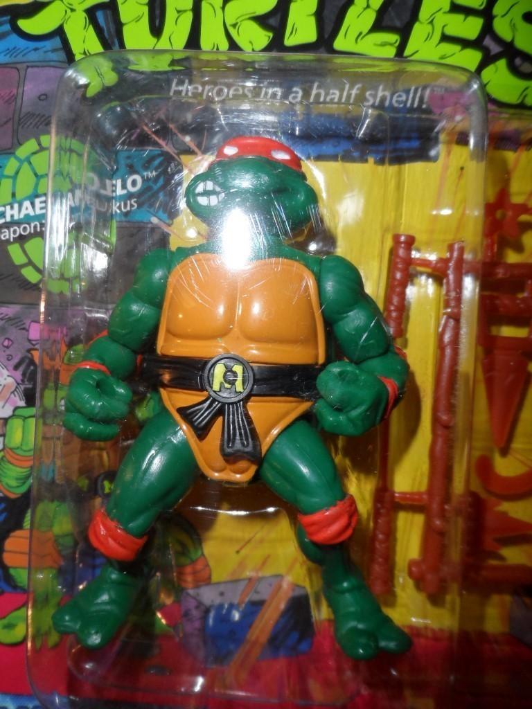 Teenage Mutant Ninja Turtles : Michaelangelo Action Figure