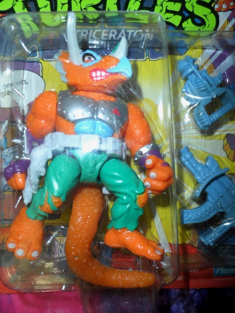 Teenage Mutant Ninja Turtles : Triceraton Action Figure
