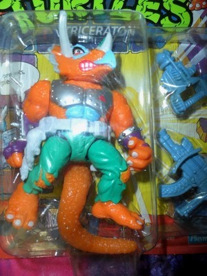 Teenage Mutant Ninja Turtles : Triceraton Action Figure