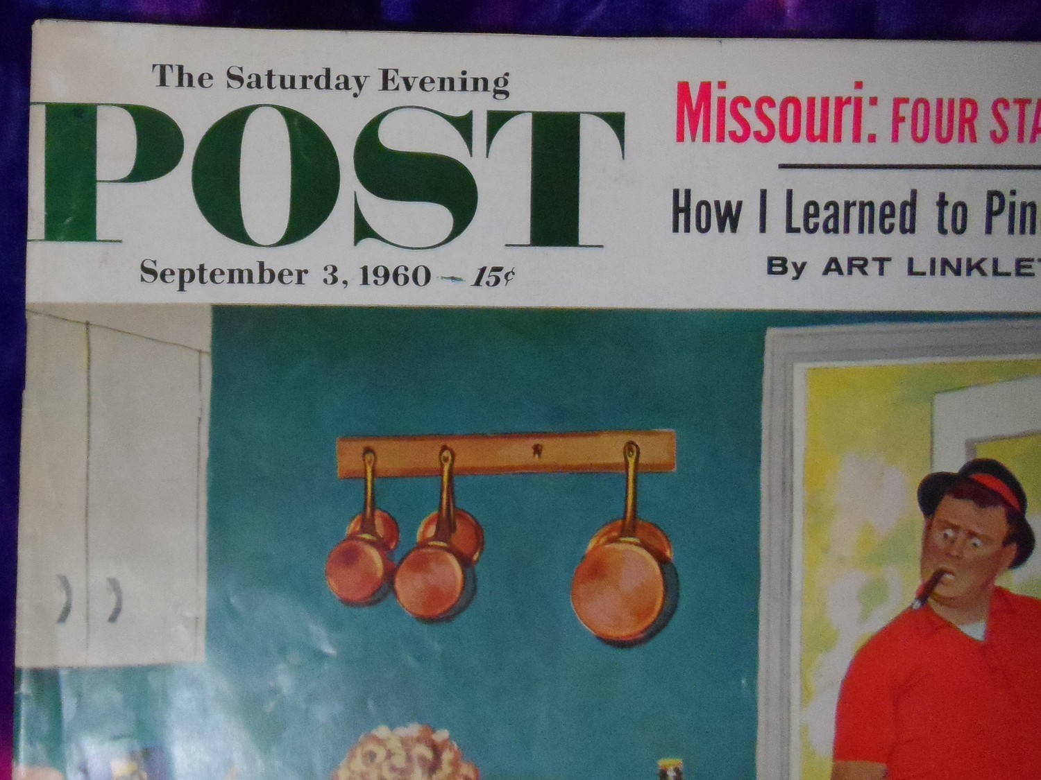 The Saturday Evening Post 09/03/1960