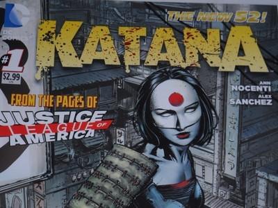 Katana #1