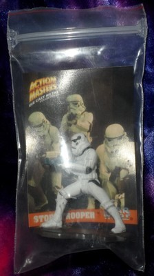 Action Masters Diecast Stormtrooper Figurine
