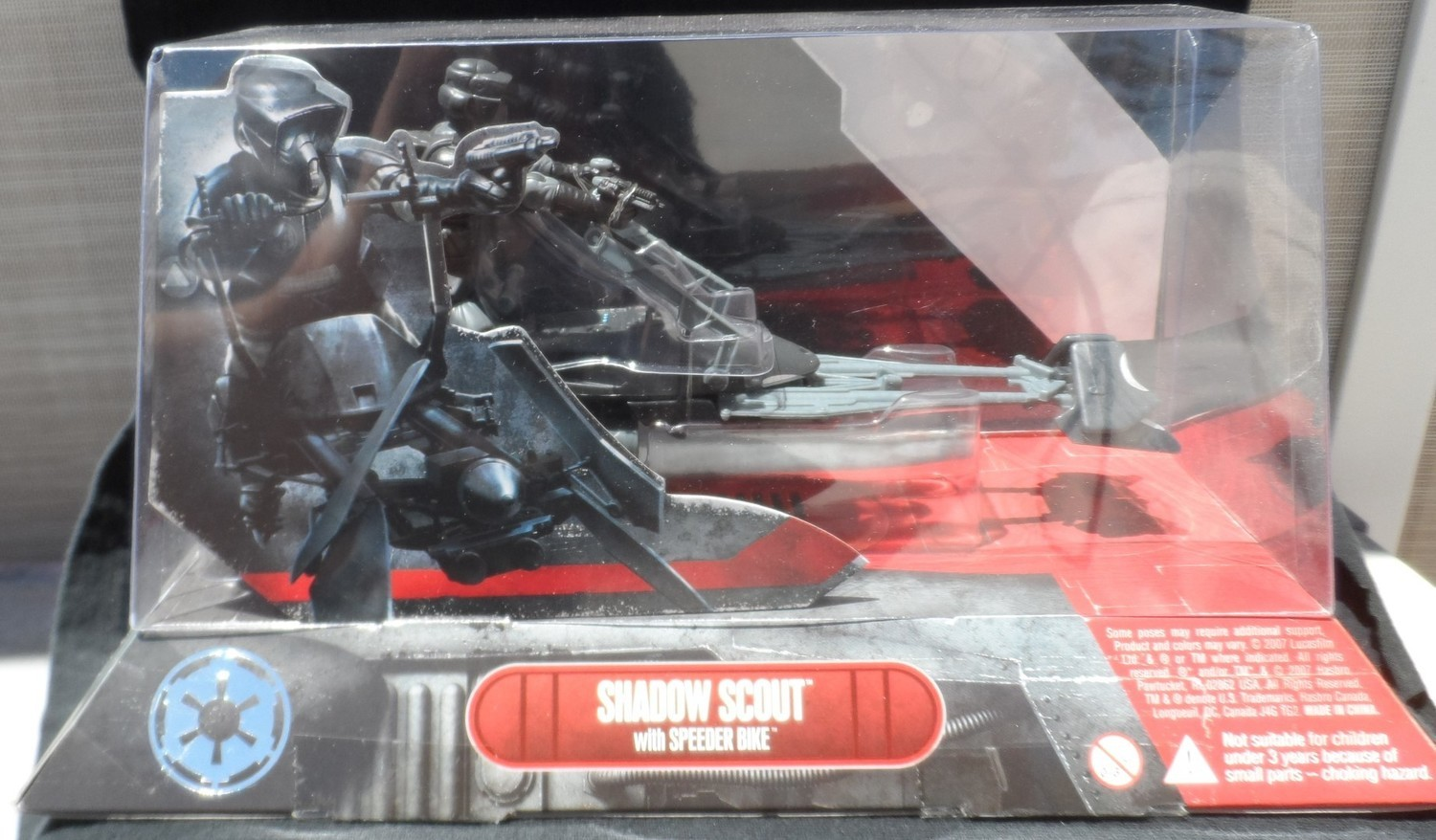 2007 San Diego Comic Con Exclusive Shadow Scout