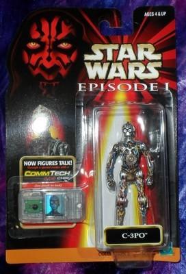 Star Wars Episode One C-3P0