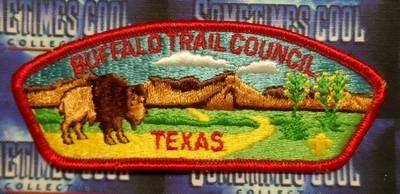 Council Patch : Buffalo Trail Area Council Texas