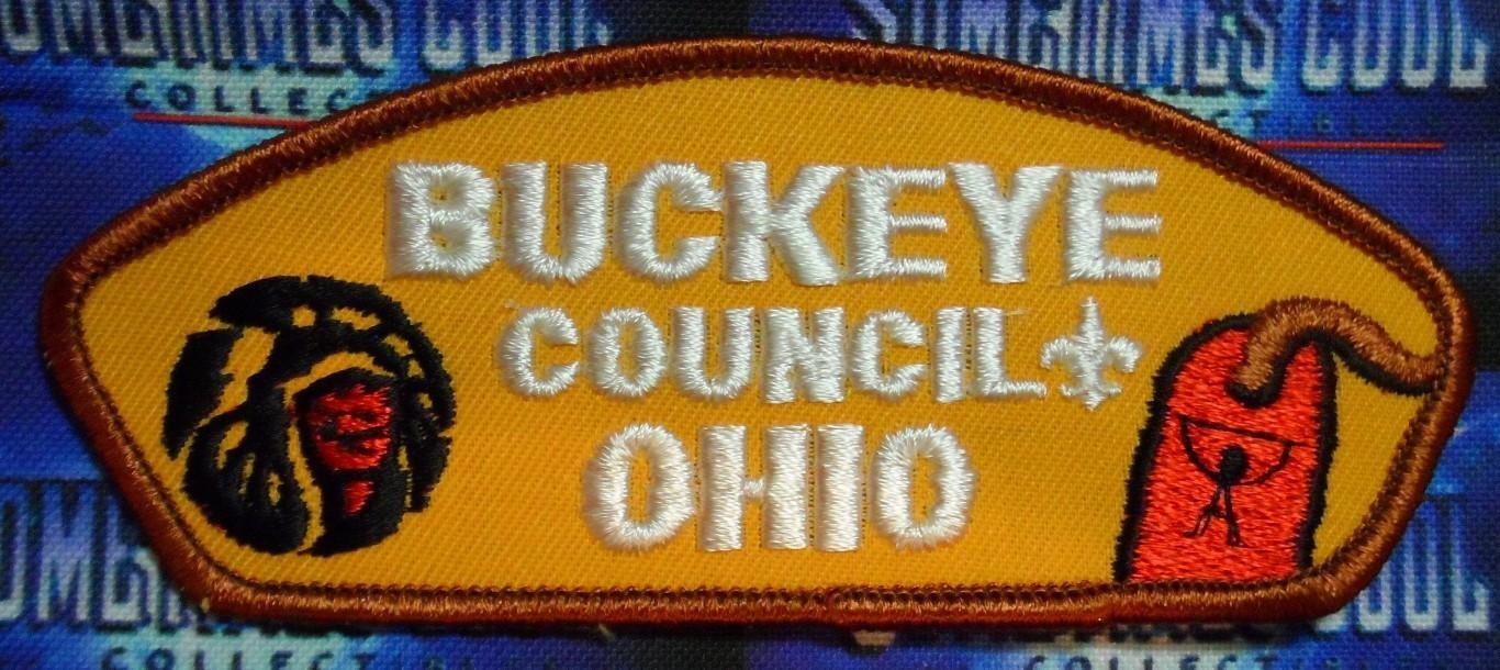 Council Patch : Buckeye Area Council Ohio