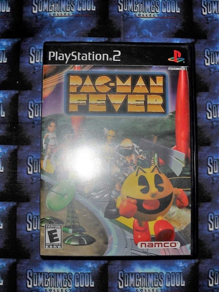 Playstation 2 : Pac-Man Fever