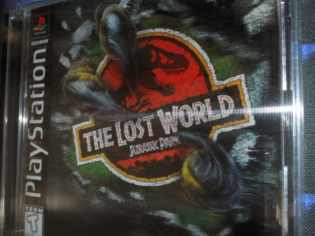 Playstation : Jurassic Park / The Lost World