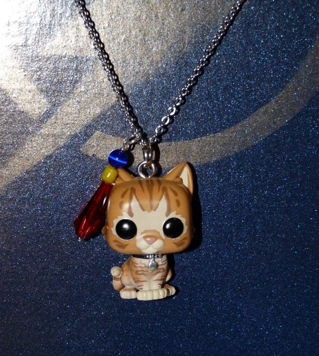 Funko Goose the Cat Necklace (Captain Marvel)