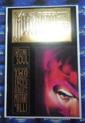 Magneto #0 : Gold Foil Variant Cover